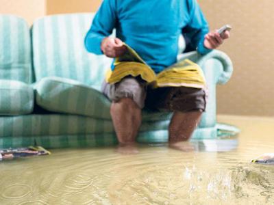 Que faire en cas de dégât des eaux ?
