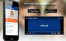 appli Allianz Mobile