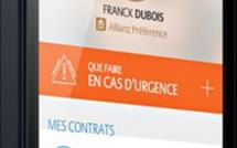 Application Mon Allianz mobile
